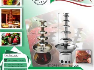 Chocolate Fountain Tipe ET-CF-51