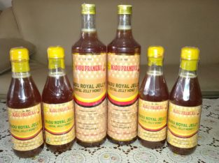MADU ROYAL JELLY PRAMUKA 350 ML