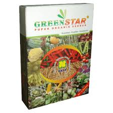 PUPUK SERBUK GREEN STAR