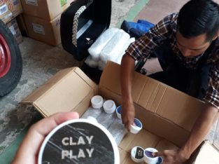 POMADE POMPER GLOBAL PREMIUM – KODE : CLAY PLAY – 85gr