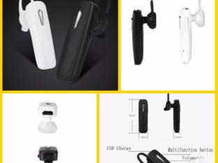 Wireless Bluetooth 4.0 Stereo In-Ear Headset Earphone Universal