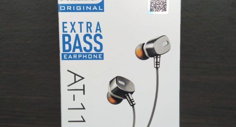 Earphone Philips AT-119 Extra Bass