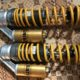 Shock ohlins size 33 made in japan