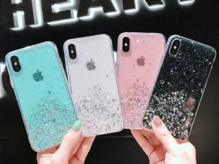 Glitter Quicksand Case