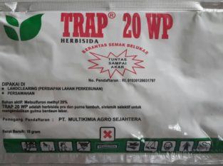 Herbisida Trap® 20WP