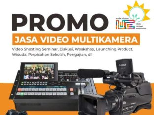 jasa video & poto produk