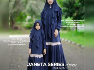 JANETA COUPLE SYAR'I