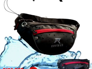 Tas Waistbag Roowns Original Spesial Waterproof