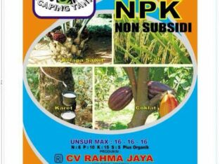 NPK CAPING TANI PLUS