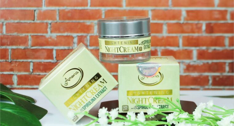 AMONA NIGHT CREAM