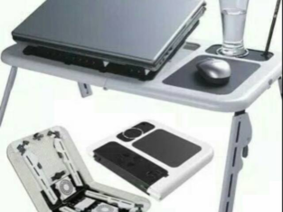 Meja Lipat Laptop Portable