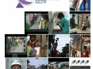 Camera cctv keamanan,Maintenance, Techno Solution